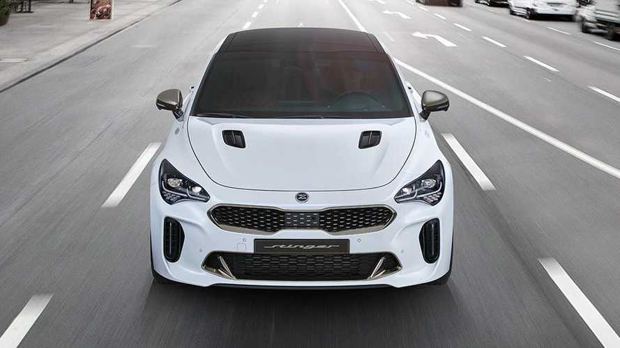 Updated 2021 Kia Stinger Already Getting Discounts Up To $7,700