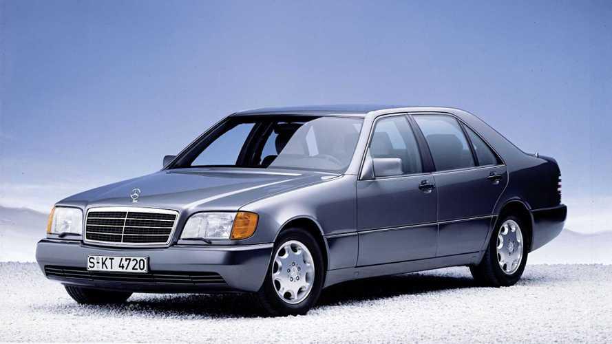 Mercedes avait envisagé un moteur W18 de 8,0 litres dans les années 90