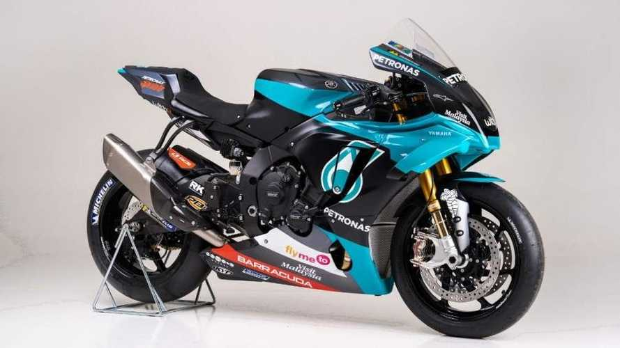 Yamaha Reveals Limited-Edition YZF-R1 Petronas Replica