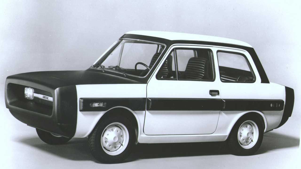 Прототип Fiat E.S.V. (1972) — Fiat 179