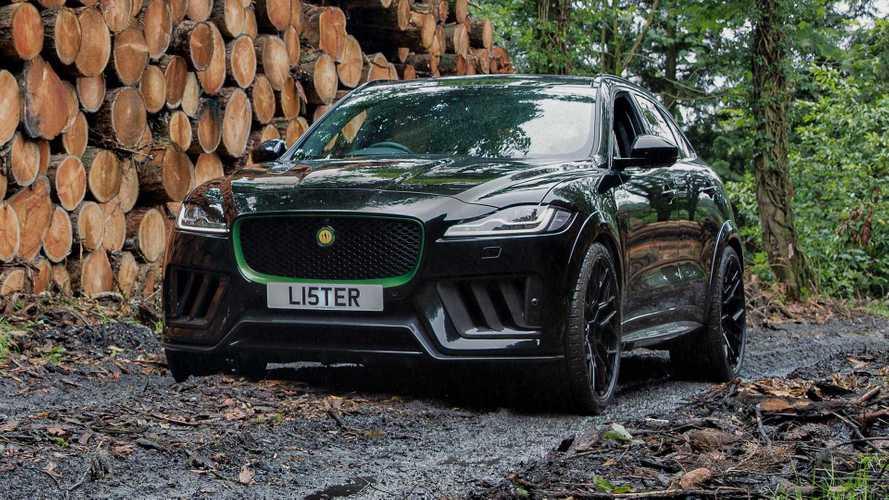 Lister Stealth, así es el SUV más rápido de Gran Bretaña