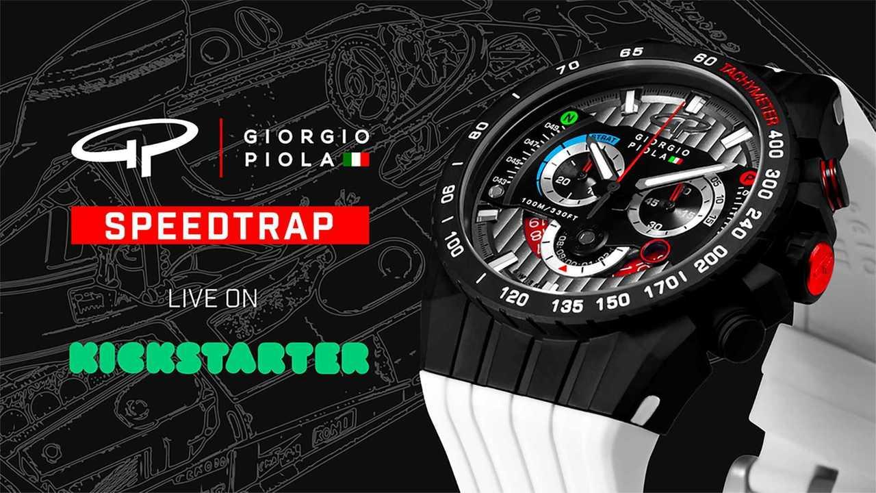 Часы Speedtrap