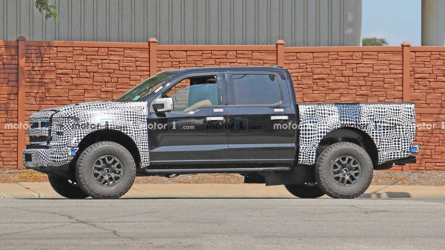 2021 Ford F-150 Raptor Coming With New Color?