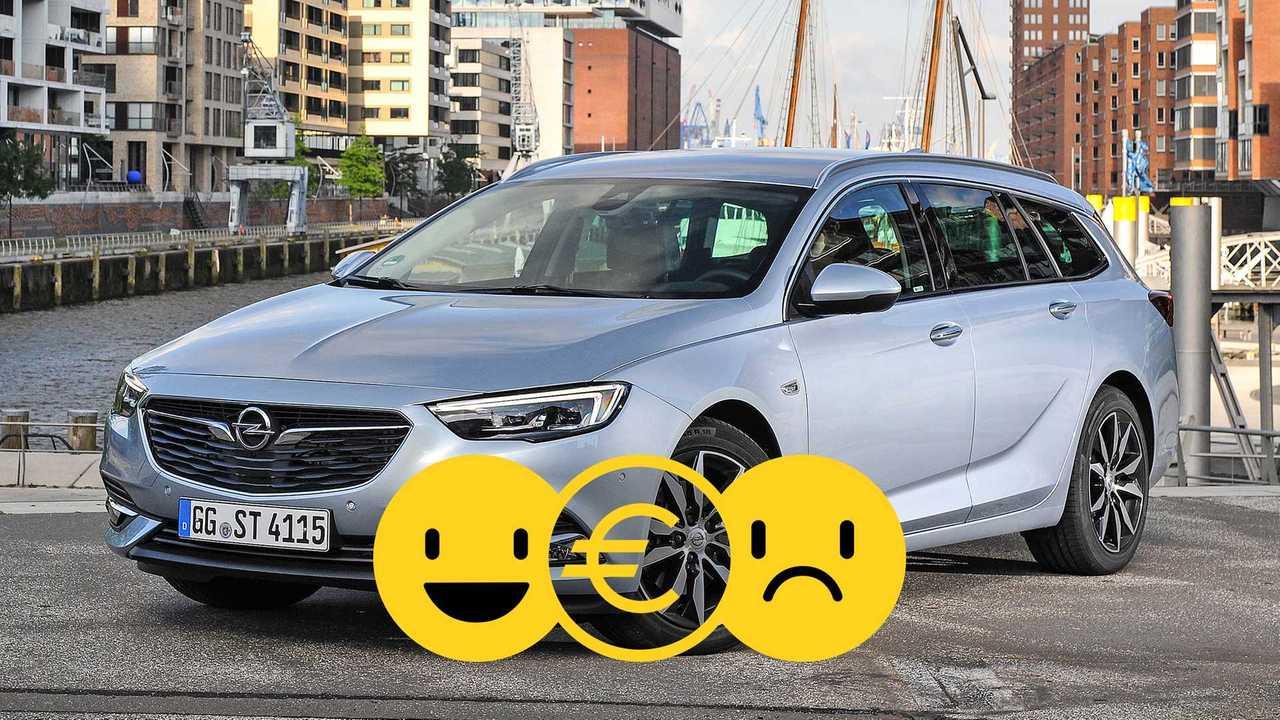Opel Insignia ST Turbo D promo giugno 2020