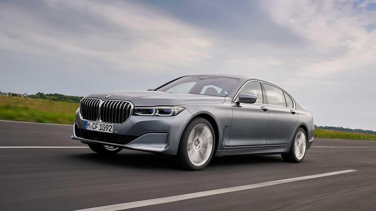 BMW Serie 7, nuevos motores diésel