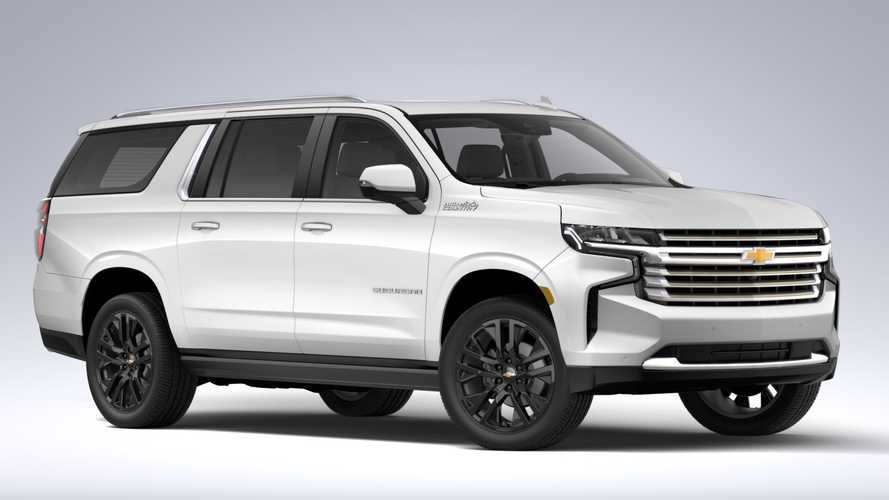Most Expensive 2021 Chevy Suburban Costs $86,465