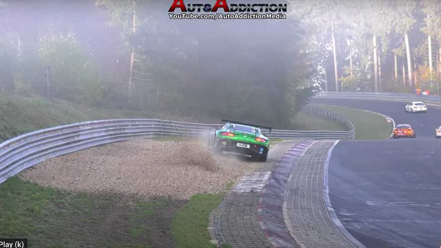 These Nurburgring Close Calls Are A Must-See