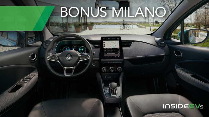 Incentivi auto elettriche: a Milano si può arrivare fino a 15.600 euro