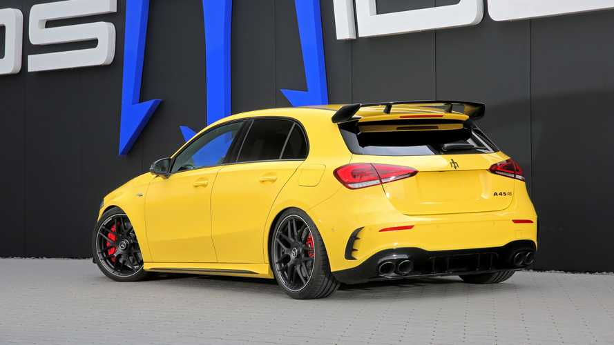 Posaidon Mercedes-AMG A45 RS 525