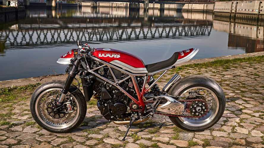 Caty M. Glam Is Actually A Custom KTM 1290 Super Duke R