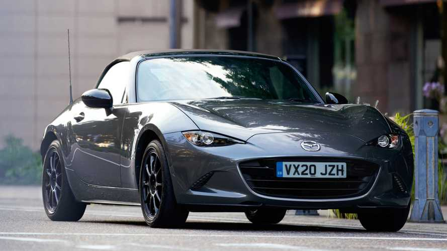 Mazda launches £27,700 MX-5 R-Sport limited edition