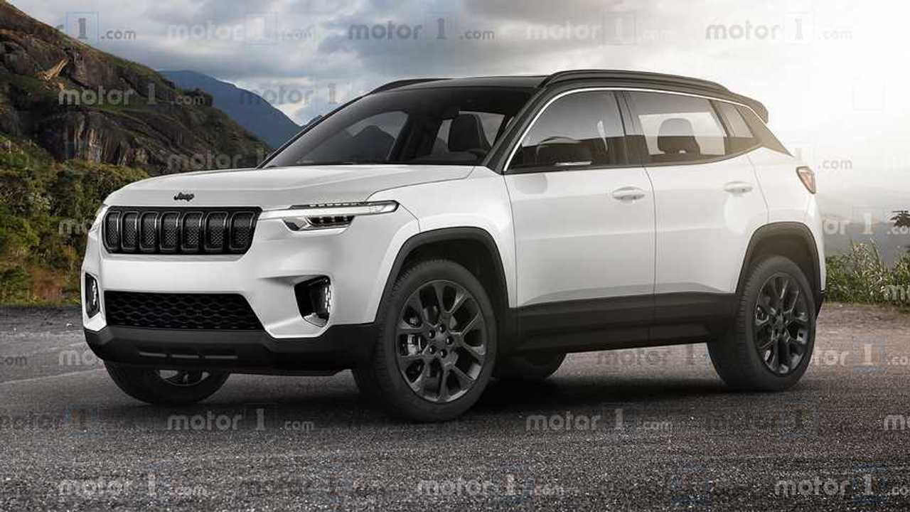 cool cars2022 Jeep Baby SUV