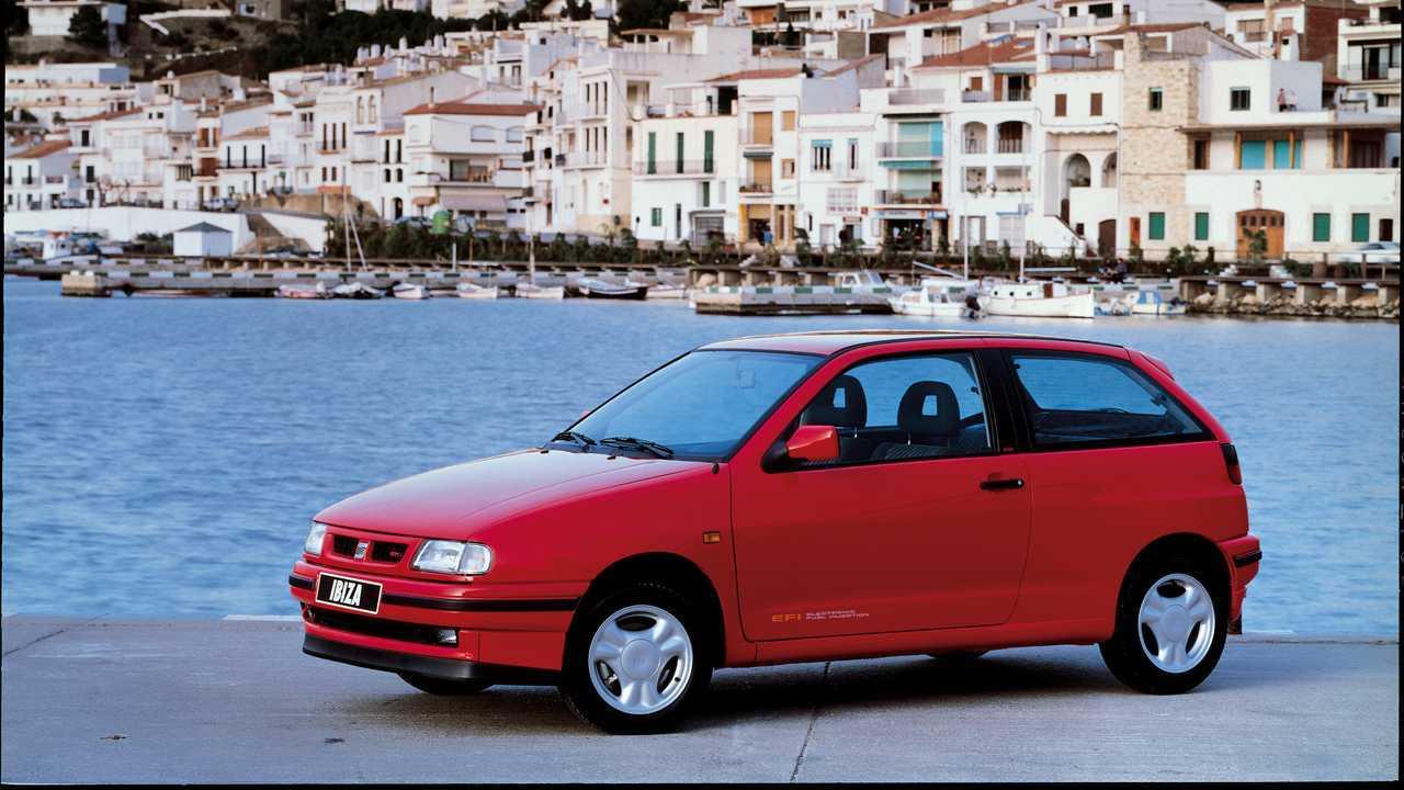 SEAT Ibiza II (1993-2002)