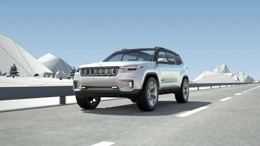 Jeep Yuntu Concept (2017)