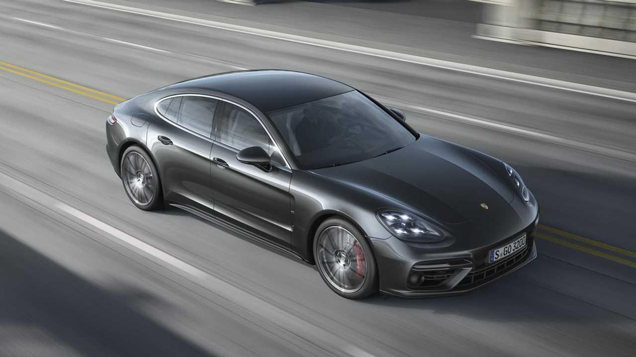 Porsche Panamera seconda serie