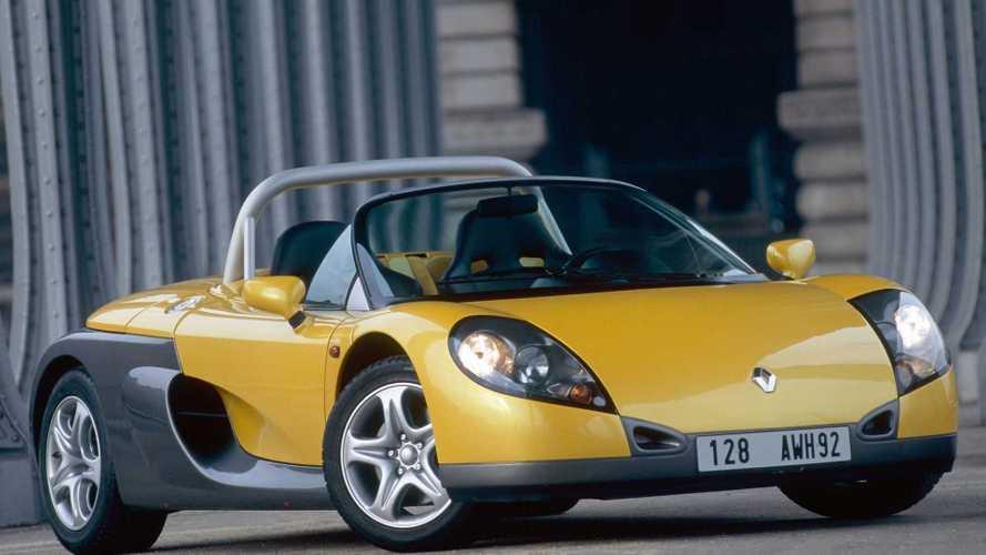 Renault Sport Spider (1995-1999): Kennen Sie den noch?