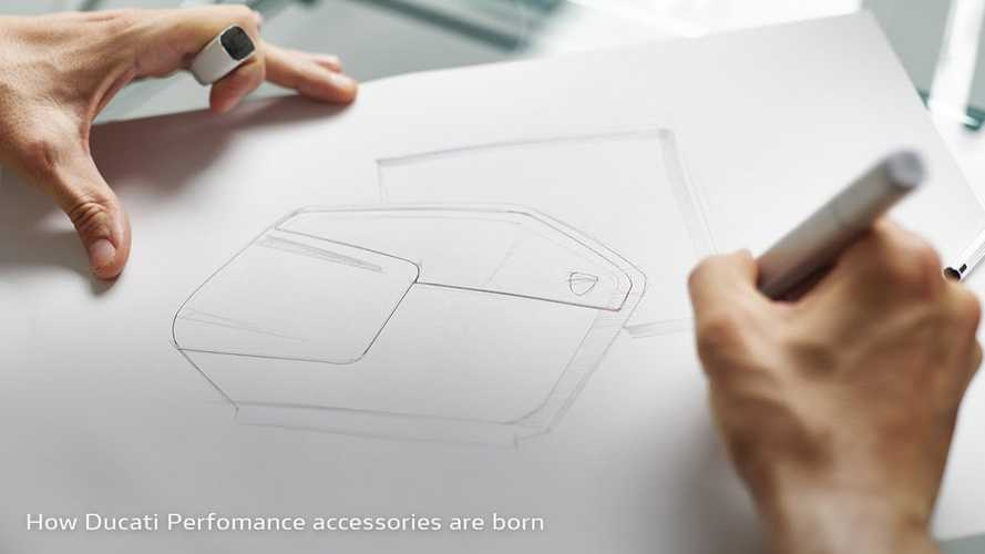 Here's How Ducati Makes Its Accessories, From Sketch To Bike