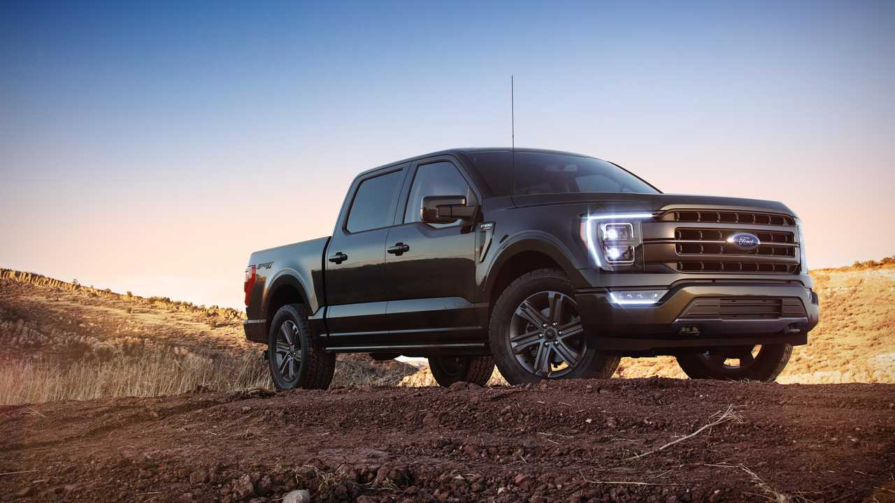 Ford F-150 (2020)