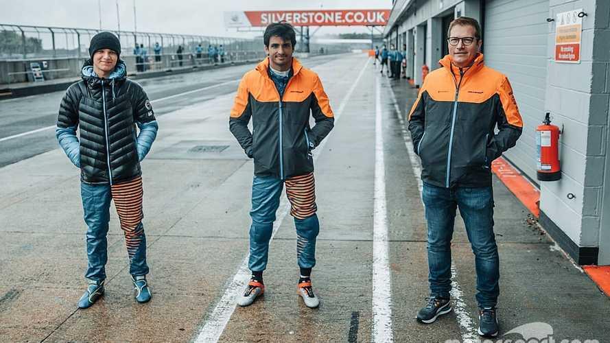McLaren no ocultará secretos a Sainz por temor a Ferrari