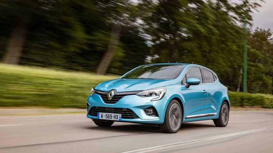 Renault Clio E-Tech, la prova (2020)