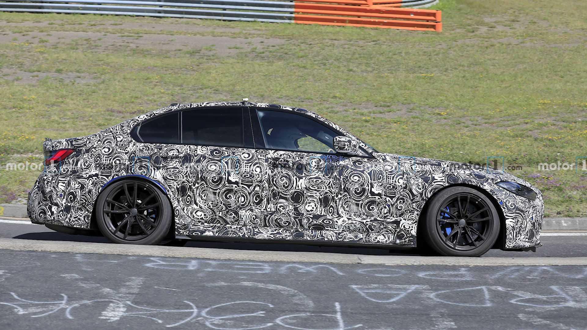 2020 - [BMW] M3/M4 - Page 18 Bmw-m3-spy-photos-profile