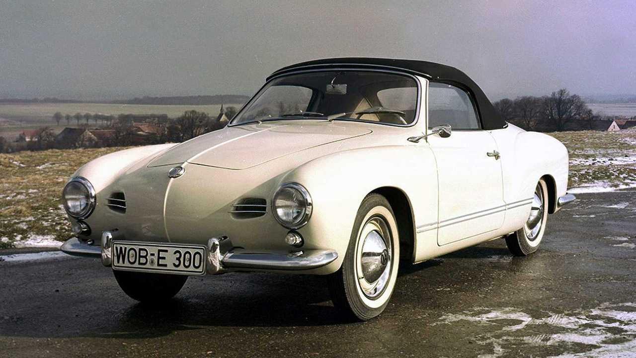 Karmann Ghia Cabriolet Typ 14 (1955)