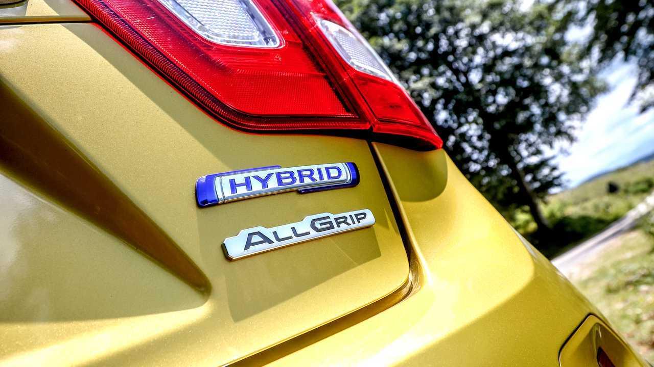 Suzuki Ignis Hybrid 4x4 (2020), foto gallery della prova consumi