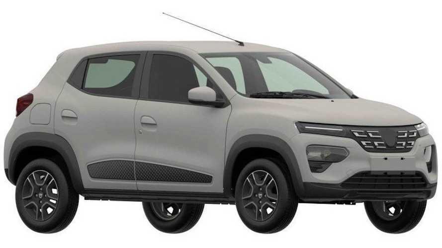 Renault Kwid elétrico: confira o visual definitivo do novo Dacia Spring