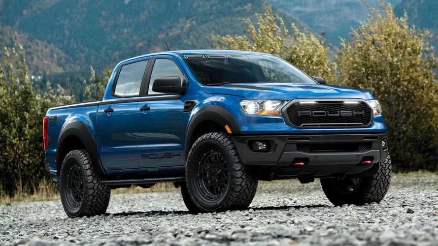 Ford Ranger Gets Even Tougher With A Roush Upgrade