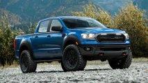 roush ford ranger horsepower details