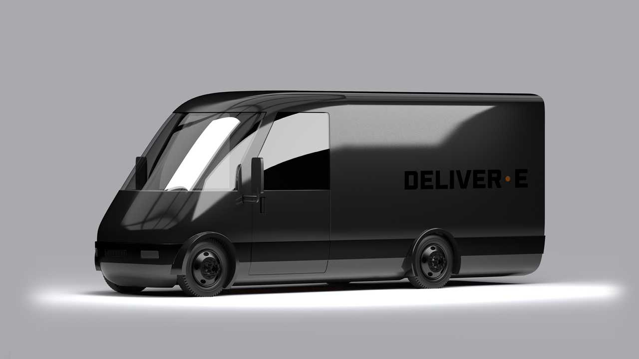 Bollinger Deliver-E Van sarà prodotto dal produttore appaltatore