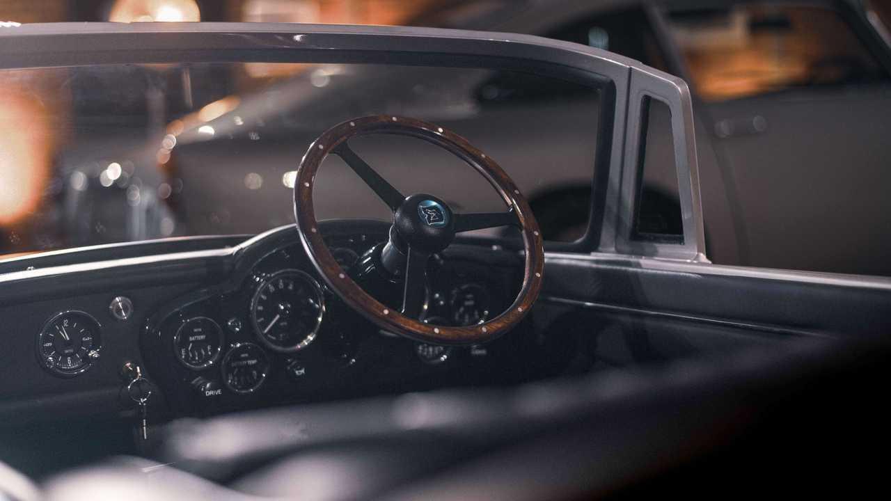 Aston Martin Db5 Junior Kinderauto Für Baby Bonds