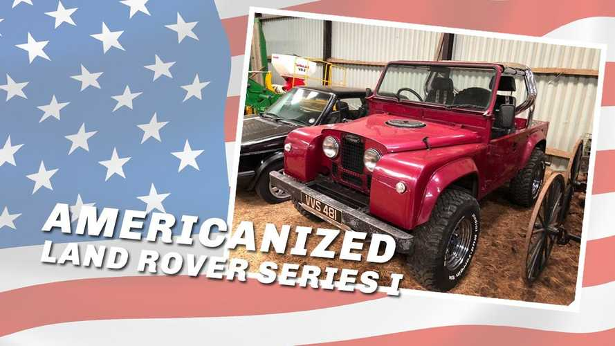 Is this Americanized Land Rover Series I good, bad, or ugly?