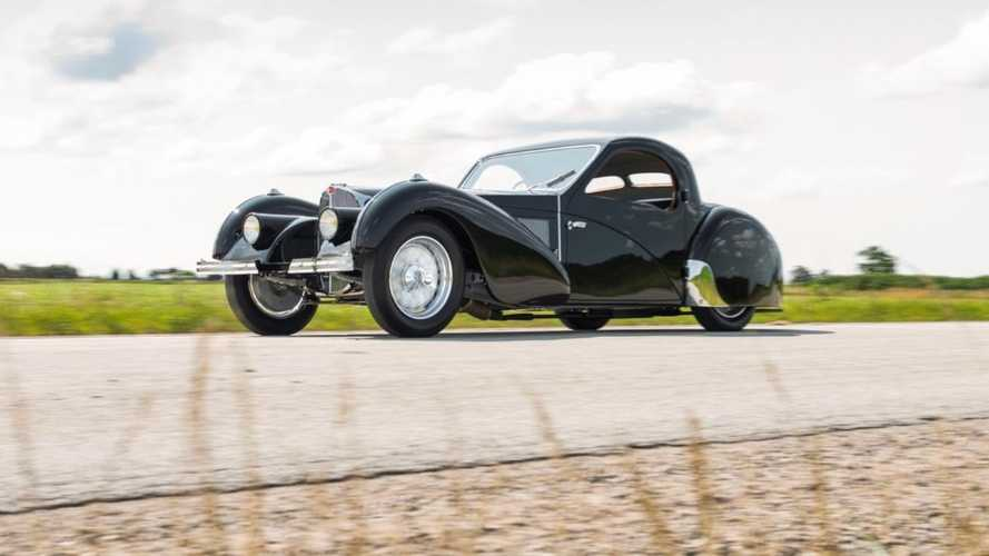 Is this 1937 Bugatti Type 57SC the ultimate concours car?
