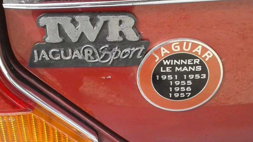 TWR XJ12 Series III: The fast Jaguar you haven't heard of