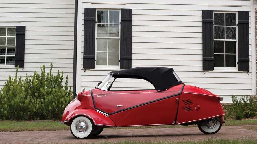 The Sky's the limit with this Messerschmitt Microcar