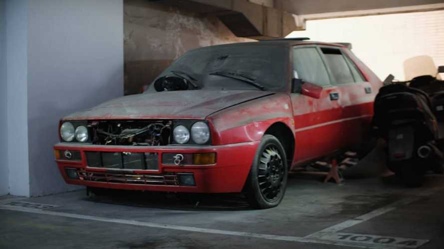 This Lancia Delta HF Integrale Evo is dying to save its kind