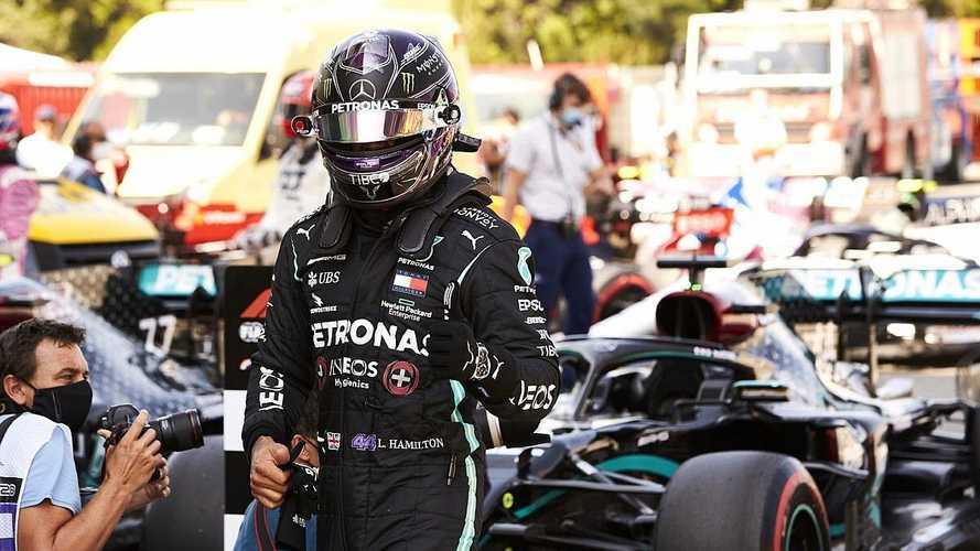 GP de España de F1: sencilla victoria de Hamilton