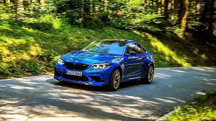 BMW M2 CS (2020) im Test