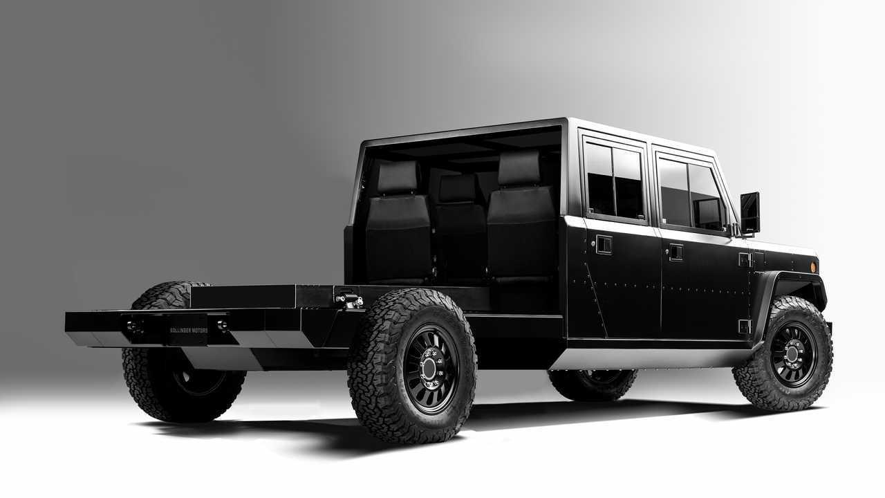 Bollinger Motors B2 Chassis Cab