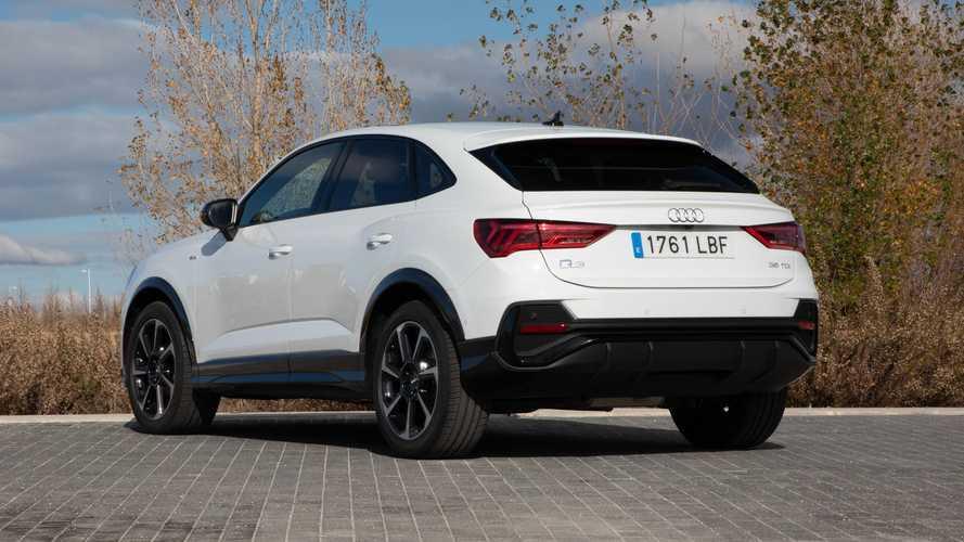 Prueba Audi Q3 Sportback 35 TDI 2020: cuestión de imagen