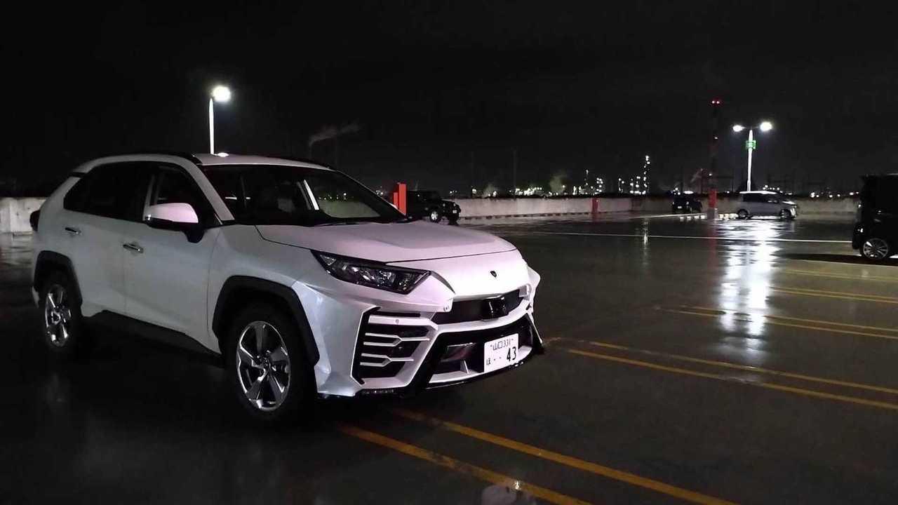 Albermo XR51 – тюнинг-комплект для Toyota RAV4
