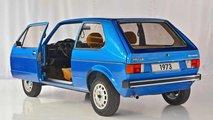 Volkswagen Golf I con puerta corredera (1973)
