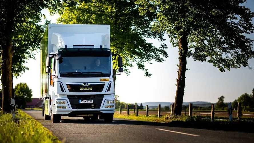 MAN: Long range electric lorries coming in 2024