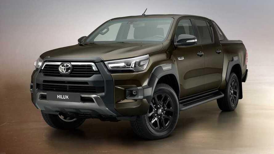Toyota dévoile un restylage pour son Hilux
