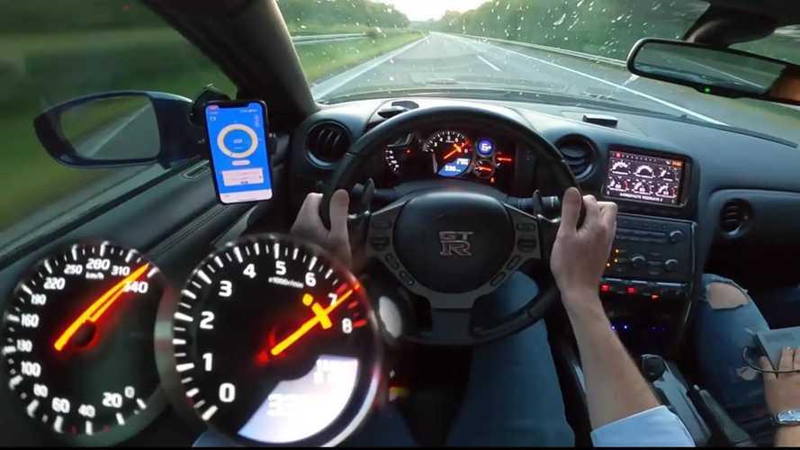 1,400-HP Nissan GT-R Video