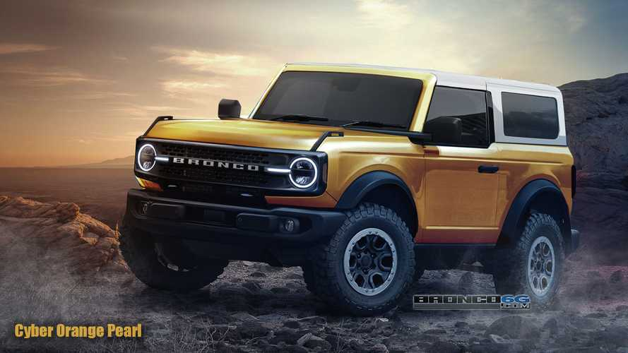 Ford Bronco Raptor To Get 3.0-Liter V6 From Lincoln Aviator?