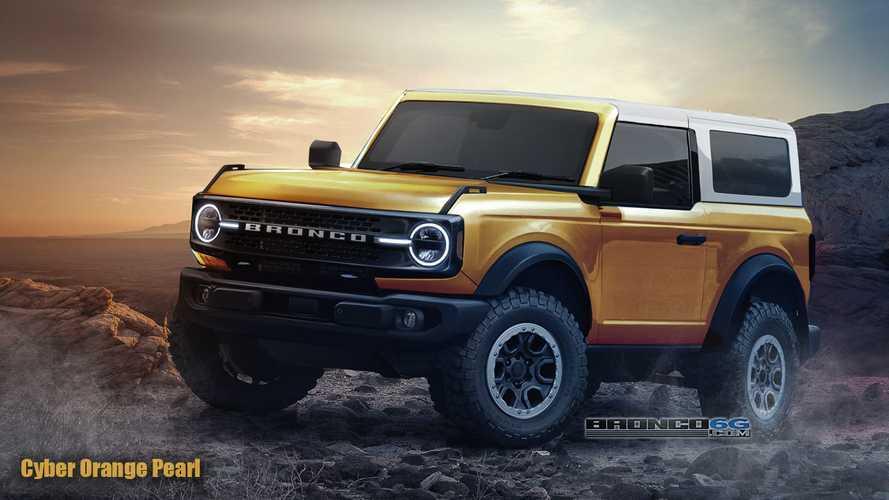 Ford Bronco Raptor To Get 3.0-Liter V6 From Lincoln Aviator?