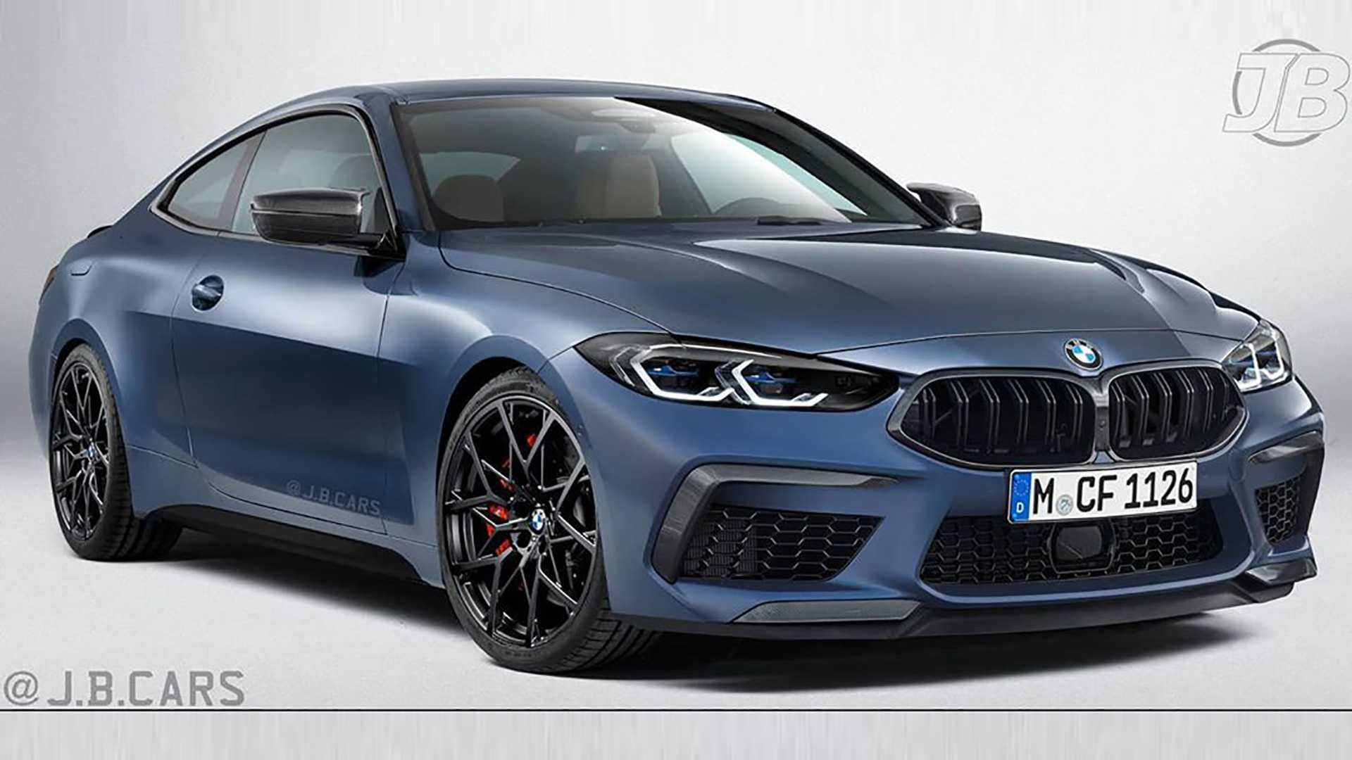 Yay Or Nay? Here's The New BMW 4 Series Without The Big Grille