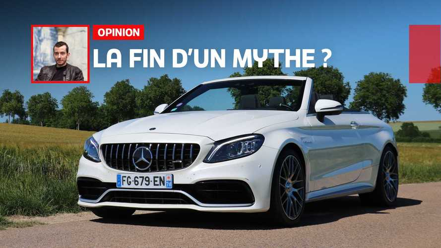 Pourquoi la Mercedes-AMG C 63 actuelle sera peut-être la dernière du genre ?